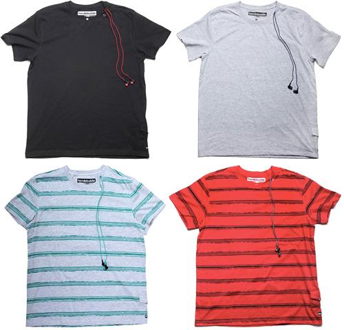 HoodieBuddie T-Shirts (Images courtesy HoodieBuddie)