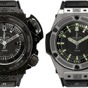Hublot's $25,900 Oceanographic 4000 Can Survive Depths Up To 2 1/2 Miles
