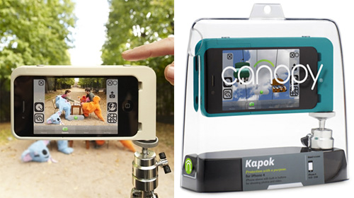 Kapok iPhone Case (Images courtesy Canopy)