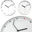 On-Time Wall Clock Gives You Three Extra Minutes