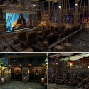 Impressive Pirates Themed Home Theater – If You Can Think Of A Better Way To Spend $2.5 Million, I'd Like To Hear It