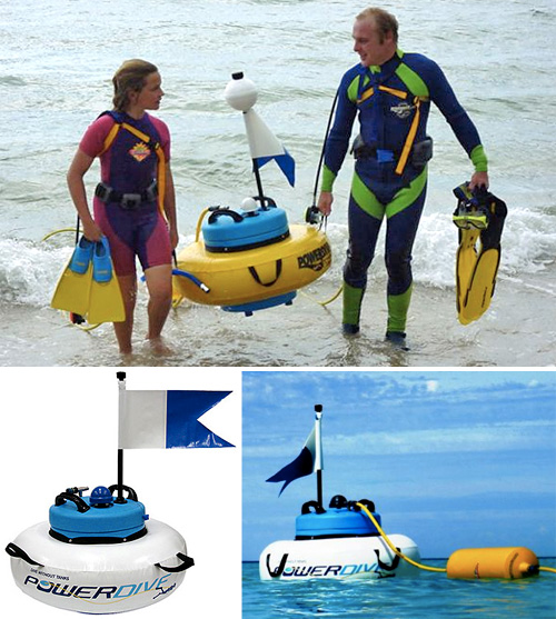 Powerdive Power Snorkel (Images courtesy Powerdive)