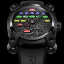 Romain Jerome Does Space Invaders