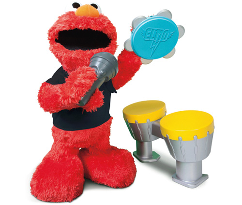 Let's Rock Elmo (Image courtesy Hasbro)