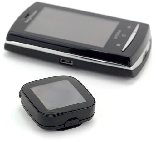 Sony Ericsson LiveView (Image property OhGizmo!)