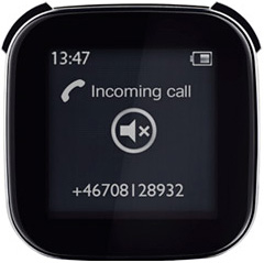Sony Ericsson LiveView (Image courtesy Sony Ericsson)