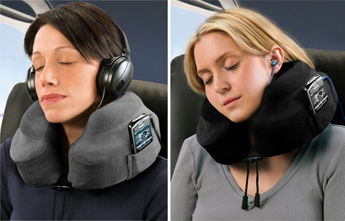 Evolution Neck Pillow (Images courtesy Cabeau)