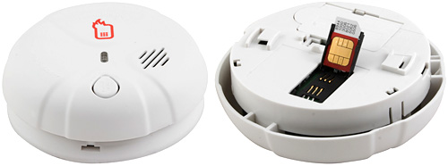 Firetext Smoke Alarm (Images courtesy ELS)
