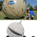 GATR's Inflatable Satellite Antennas Can Squeeze Into Your Carry-On Luggage
