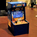 WANT! Miniature GBA-Based Space Invaders Arcade Cabinet