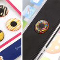 Crap Up Your iPhone Even More With These Home Button Stickers