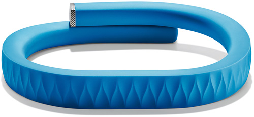 Jawbone's UP Wristband (Image courtesy Jawbone)
