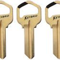 Carabiner Keys = Genius!