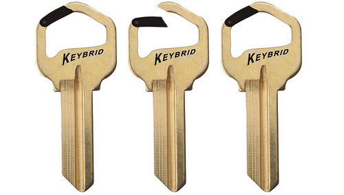 Carabiner Keys (Images courtesy Amron Exptl)