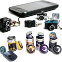 Miniature Keychain Lomo Cameras