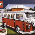 Groovy! – LEGO Getting In On The Volkswagen Camper Van Appreciation Too