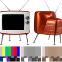 LG Finds A Way To Clear Out Their Stock Of Old CRT Components – A Designer Retro TV!