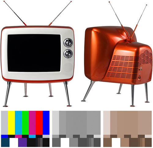 LG Retro TV (Images courtesy LG Korea)