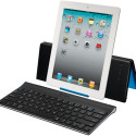Logitech's Bluetooth Tablet Keyboard Is A Slick Alternative To Apple's Own