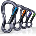 Black Diamond's New Magnetron Auto-Locking Carabiner