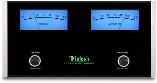 McIntosh Mantle Clock (Image courtesy McIntosh)