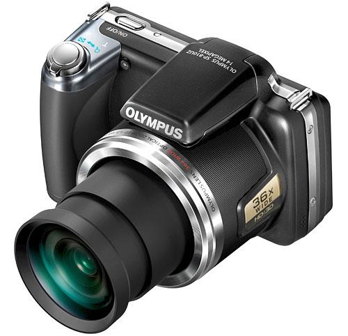 Olympus SP-810UZ (Image courtesy Olympus)