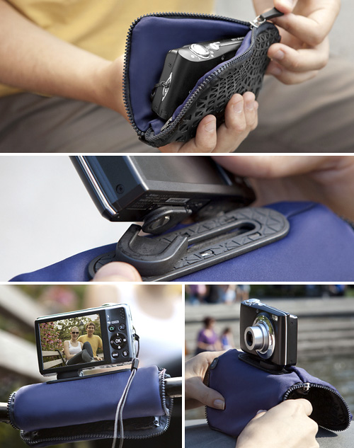 Pose Camera Case (Images courtesy Quirky)