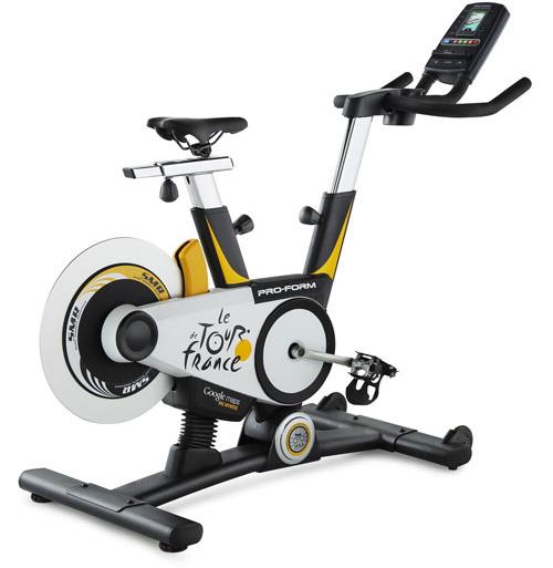 ProForm Tour De France Training Bike (Image courtesy ProForm)