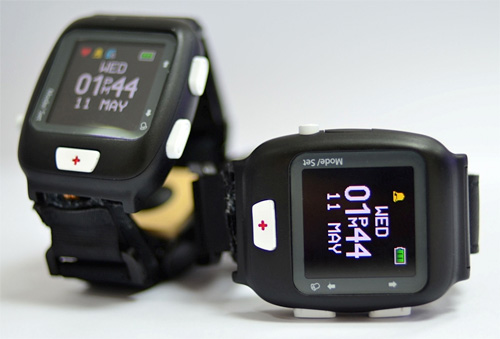 HP Blood Pressure Monitoring Watch (Image courtesy HP)