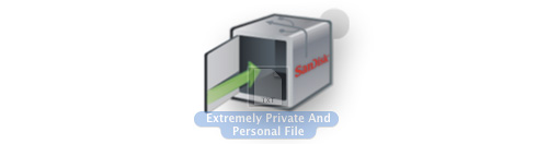 SanDisk Ultra USB Flash Drive (Image property OhGizmo!)
