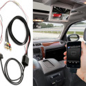 Scosche sneakPEEK auto Cable Lets You Play iDevice Videos Through Your Car's AV System