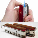 I Had No Idea Victorinox Made Swiss Army Knives With Built-in Lighters