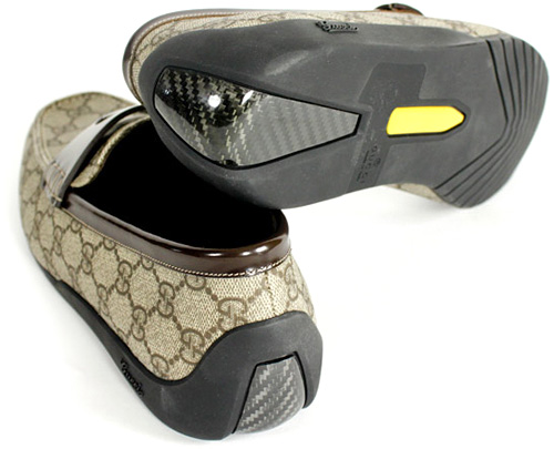 Gucci GG Plus Moccasin (Image courtesy Carbon Fiber Gear)