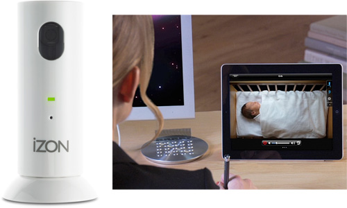 iZON Remote Room Monitor (Images courtesy Stem Innovation)