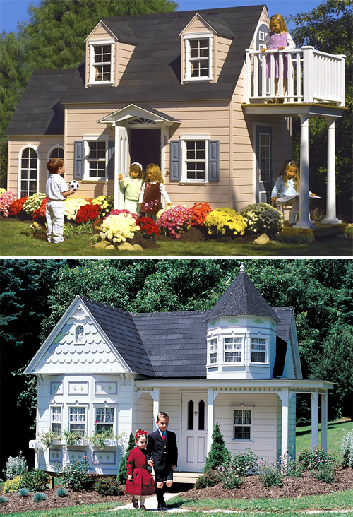 Lilliput Play Homes (Images courtesy Lilliput Play Homes)