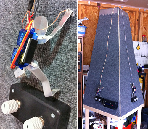 Peak 97 Mechanical Climbing Game (Images courtesy Jeff Highsmith)