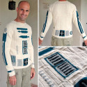 This Sweater Manages To Combine The Two Coolest Things On Earth: Star Wars And Knitwear