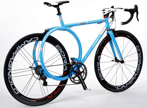Tortola RoundTail Bike Frame (Image courtesy Tortola)