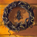 Animated Snake Wreath – Because There's No Such Thing As Overdoing It When It Comes To Halloween Decorations