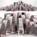 Amazing Solitaire Win Sculpture