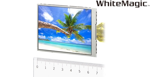 Sony WhiteMagic Display Technology (Image courtesy Sony)