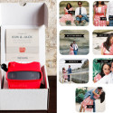 Custom Viewmaster Wedding Invites