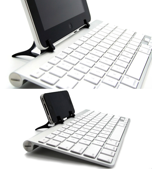 WINGStand Keyboard Dock (Images courtesy Kickstarter)