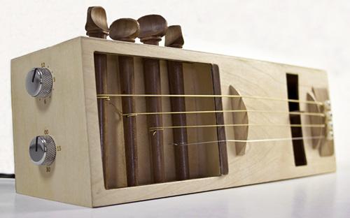 Acoustic Alarm (Image courtesy Jamie McMahon)