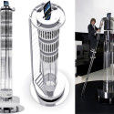 Jean Michel Jarre's 11-Foot Tall AeroDreamOne iOS Device Dock