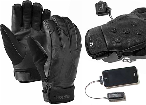 Burton Mix Master Gloves (Images courtesy Burton)