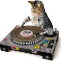 Cat Scratch Turntable Is An Easy Way To Tell If You Have Too Much Disposable Income