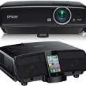 Epson Megaplex MG-850HD Projector Is iDevice Ready