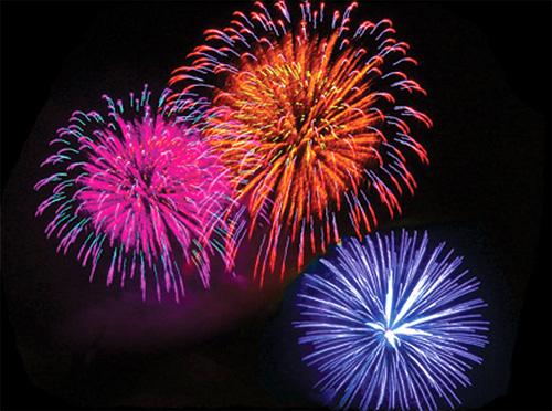 Handheld Fireworks Projector (Image courtesy Hammacher Schlemmer)