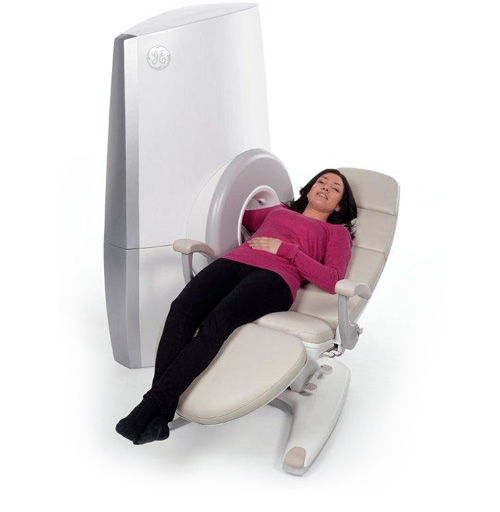 GE Optima MR430s MRI Machine (Image courtesy GE)